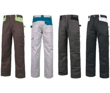 pantalón laboral triple costura