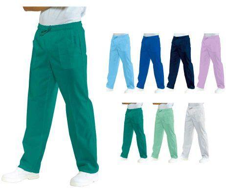 Pantalón algodón sanitario