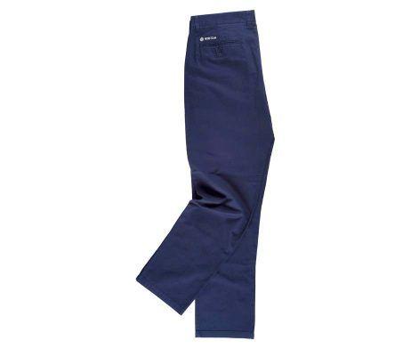 pantalón azul marino laboral de caballero