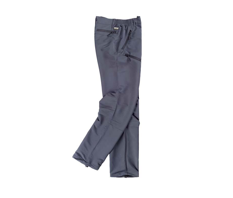 c7b3b54b32 Pantalón recto multibolsillos tejido elástico muy cómodo