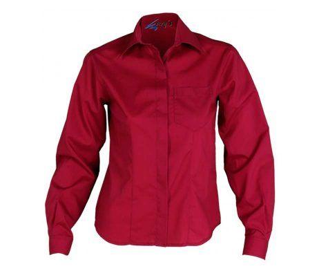 ropa trabajo industrial mujer joven