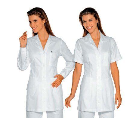 casaca 100% algodón entallada mujer cierre botones