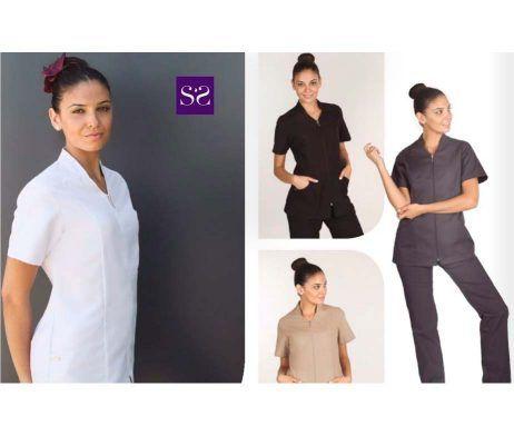 uniformes de farmacia modernos