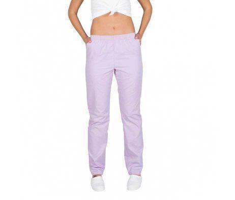 pijama sanitario lila