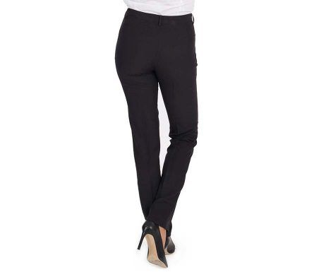 pantalon mujer tolerante a las manchas color negro