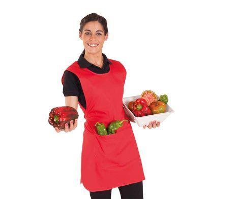 casulla laboral panaderías, fruterías y carnicerías