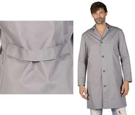 batas de trabajo para hombres ropa industrial