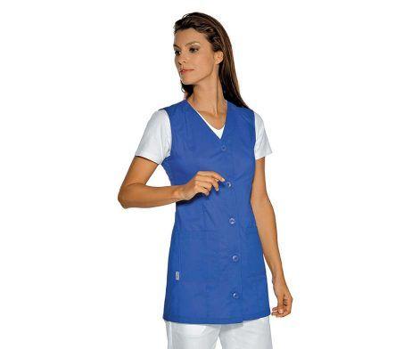 Casaca de uniformes de trabajo para mujer