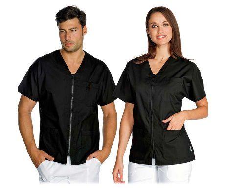 Casaca de uniformes de trabajo para mujer y hombre