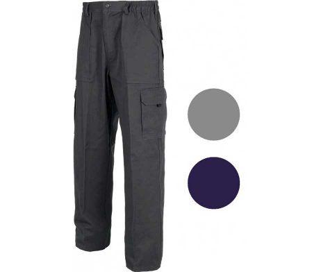 pantalón de algodón para trabajar