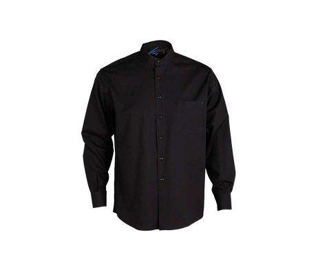 camisa uniforme camarero, recepcionista