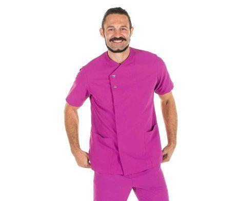 pijama sanitario microfibra