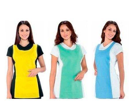 delantal-amarillo-negro-sanitario-camarero-isacco-uniforme-laboral