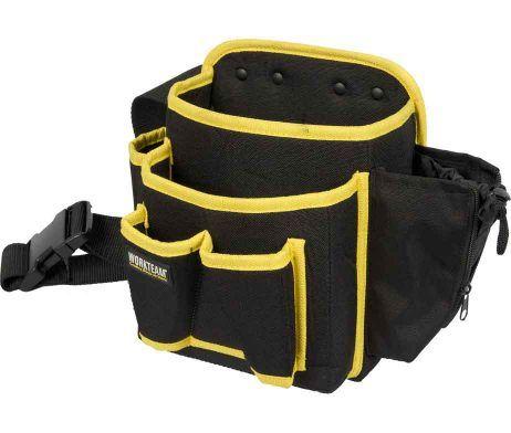 cinturón multibolsillos para guardar herramientas