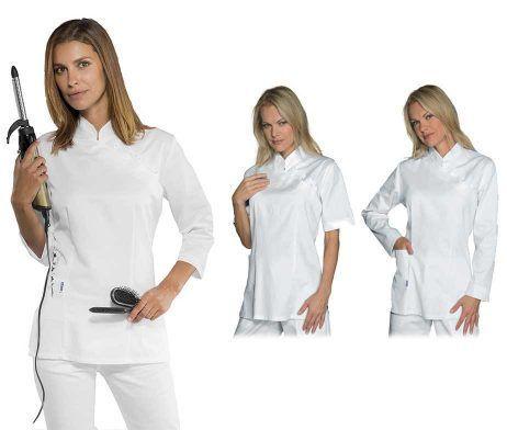 casaca sanitaria elegante