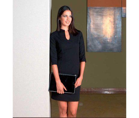 vestido mujer elegante ejecutiva oficina