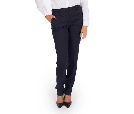 pantalón para trabajar en oficinas, recepcionistas de hoteles y azafatas