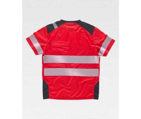 Tejido fresco y ligero de alta permeabilidad al aire. Transpirable, de fácil secado y camiseta resistente al encogimiento.