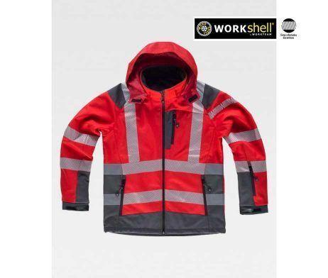 chaqueta impermeable para invierno