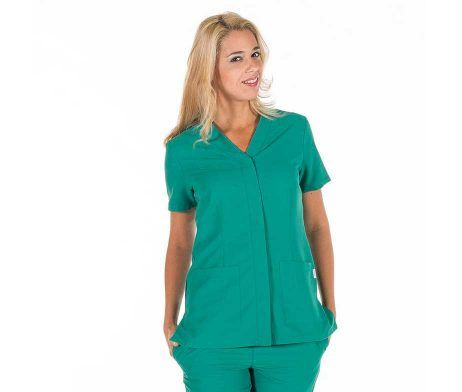 uniforme auxiliar de enfermeria