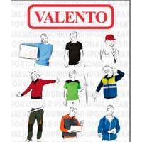 Valento - Catálogo de ropa de trabajo y uniformes laborales