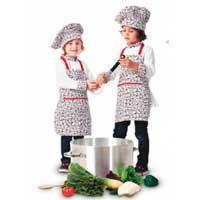 Ropa de trabajo para niños y niñas