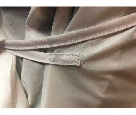 bata impermeable lavable coronavirus covid-19