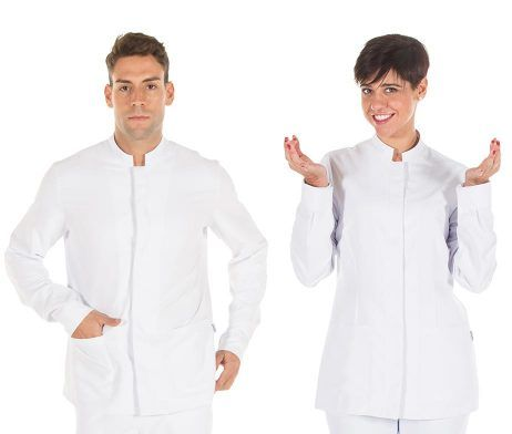 Pijama sanitario conjunto sanidad microfibra enfermero enfermera