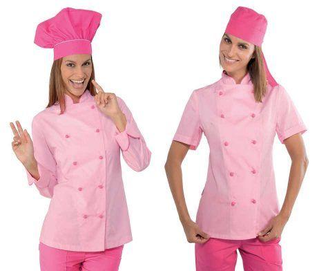 chaqueta chef mujer oriental japones