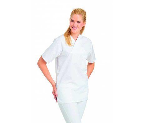casaca enfermeria talla grande