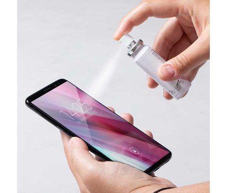 Spray viricida higienizante eficaz en todo tipo superficies