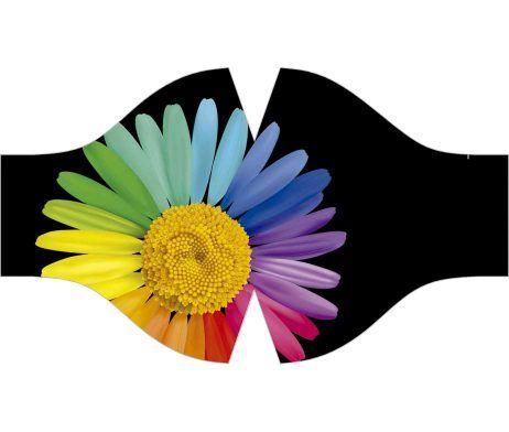 mascarillas reutilizables quirúrgicas o sanitarias ecológica dibujo estampado bandera españa