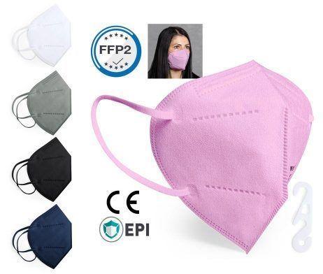 mascarilla ffp2 comprar amazon precio