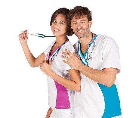 Casaca sanitaria unisex GARYS 612615
