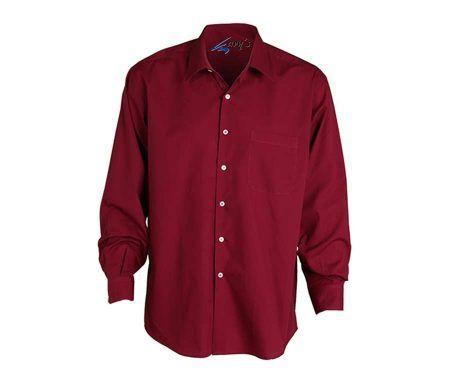 camisas para uniformes de trabajo