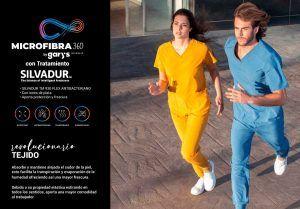 CASACA GARYS MICROFIBRA