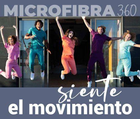 pijama sanitario microfibra colores