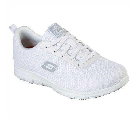 Skechers Ghenter Bronaugh calzado laboral para mujer