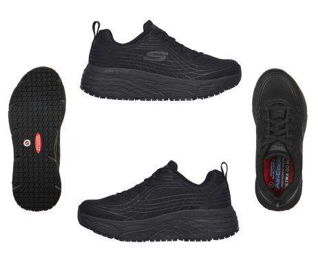 zapatos de trabajo mujer skechers 108016EC MAX CUSHIONING ELITE SR