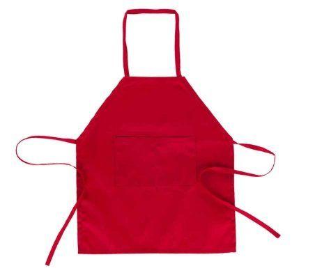 Disfraz infantil de cocinero panadero pastelero frutero